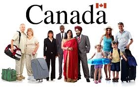 Canada opened its doors to more than 40,000 immigrants in January.
