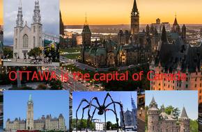 Оттава столица Канады