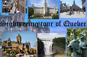 Обзорная экскурсия по Квебеку