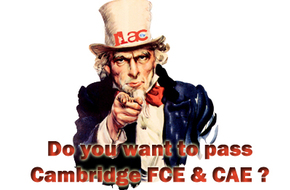 Cambridge FCE and CAE preparation